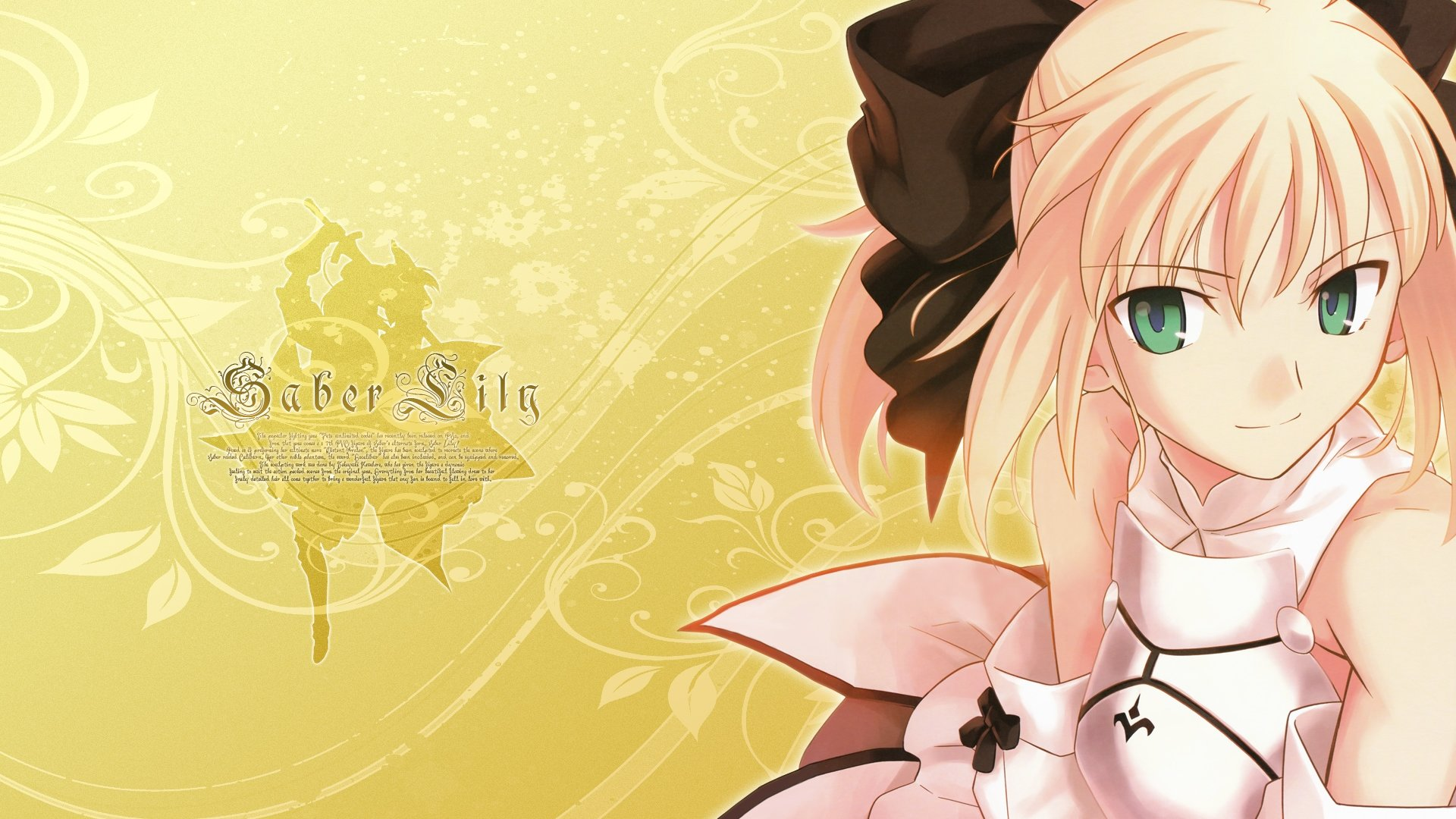 Free download Fate/Stay Night background ID:468723 hd 1920x1080 for PC