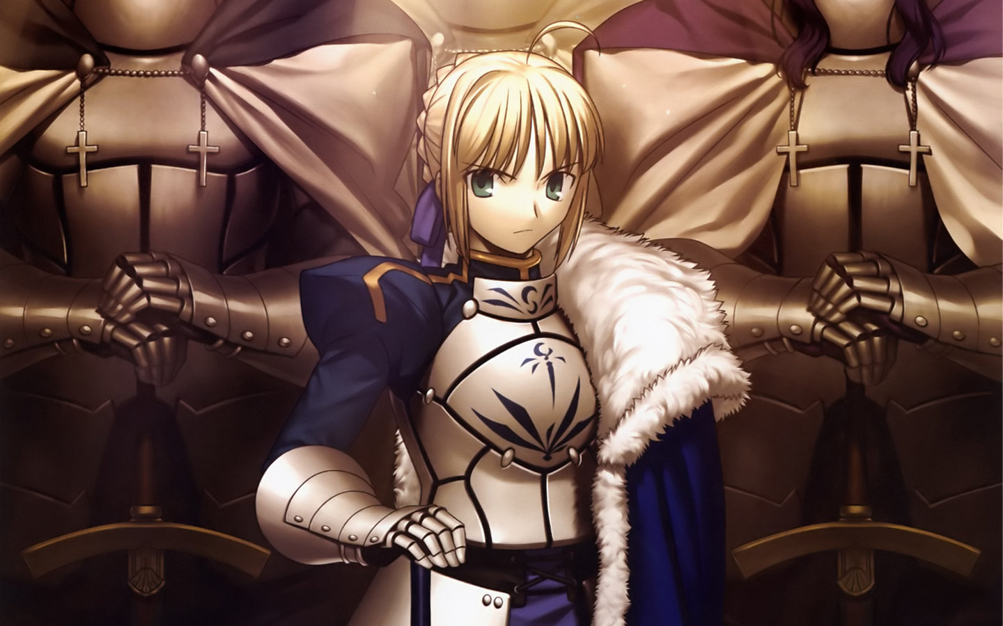 Awesome Fate/Zero free wallpaper ID:87546 for hd 1440x900 computer