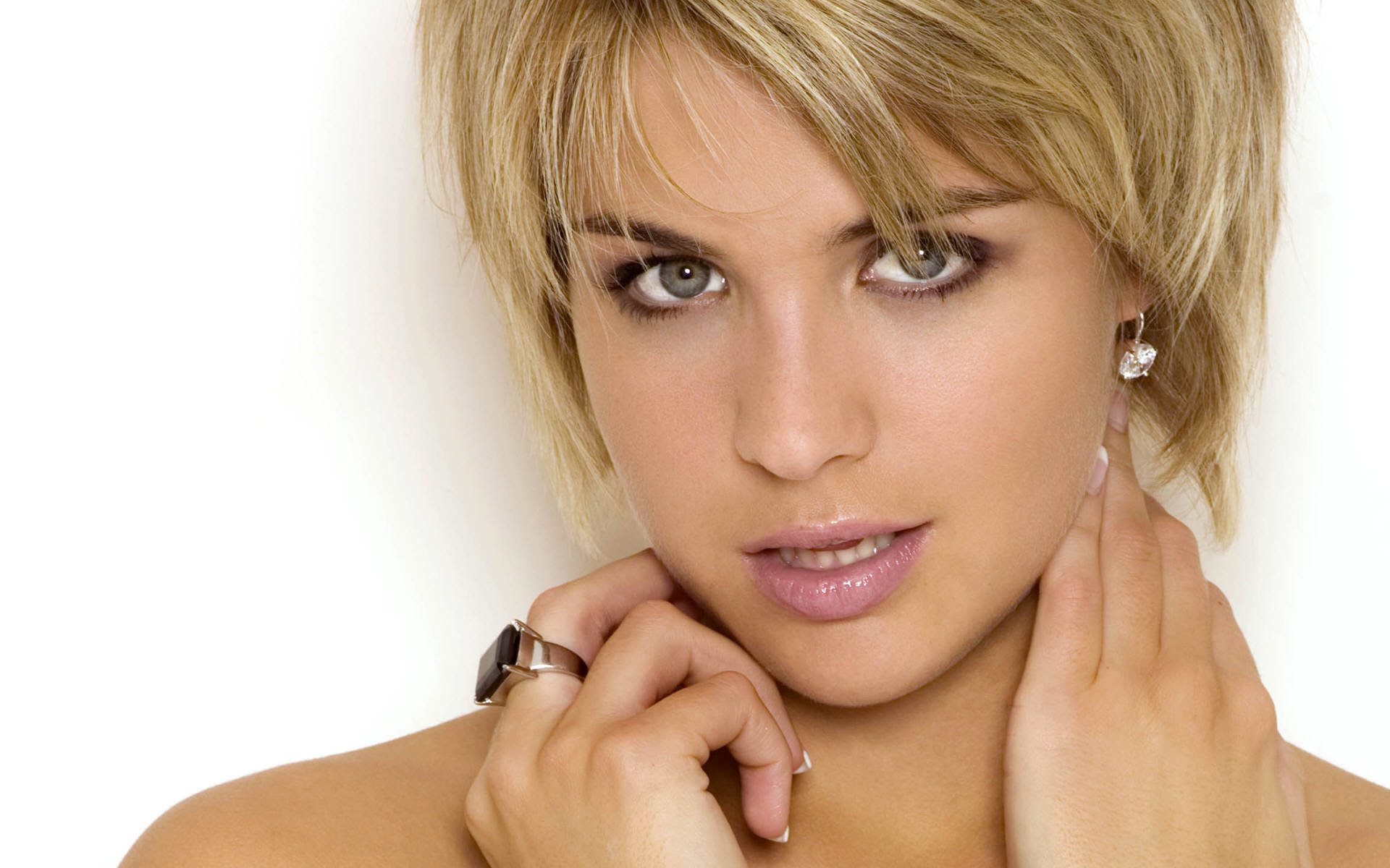 Download hd 1920x1200 Gemma Atkinson computer wallpaper ID:132302 for free