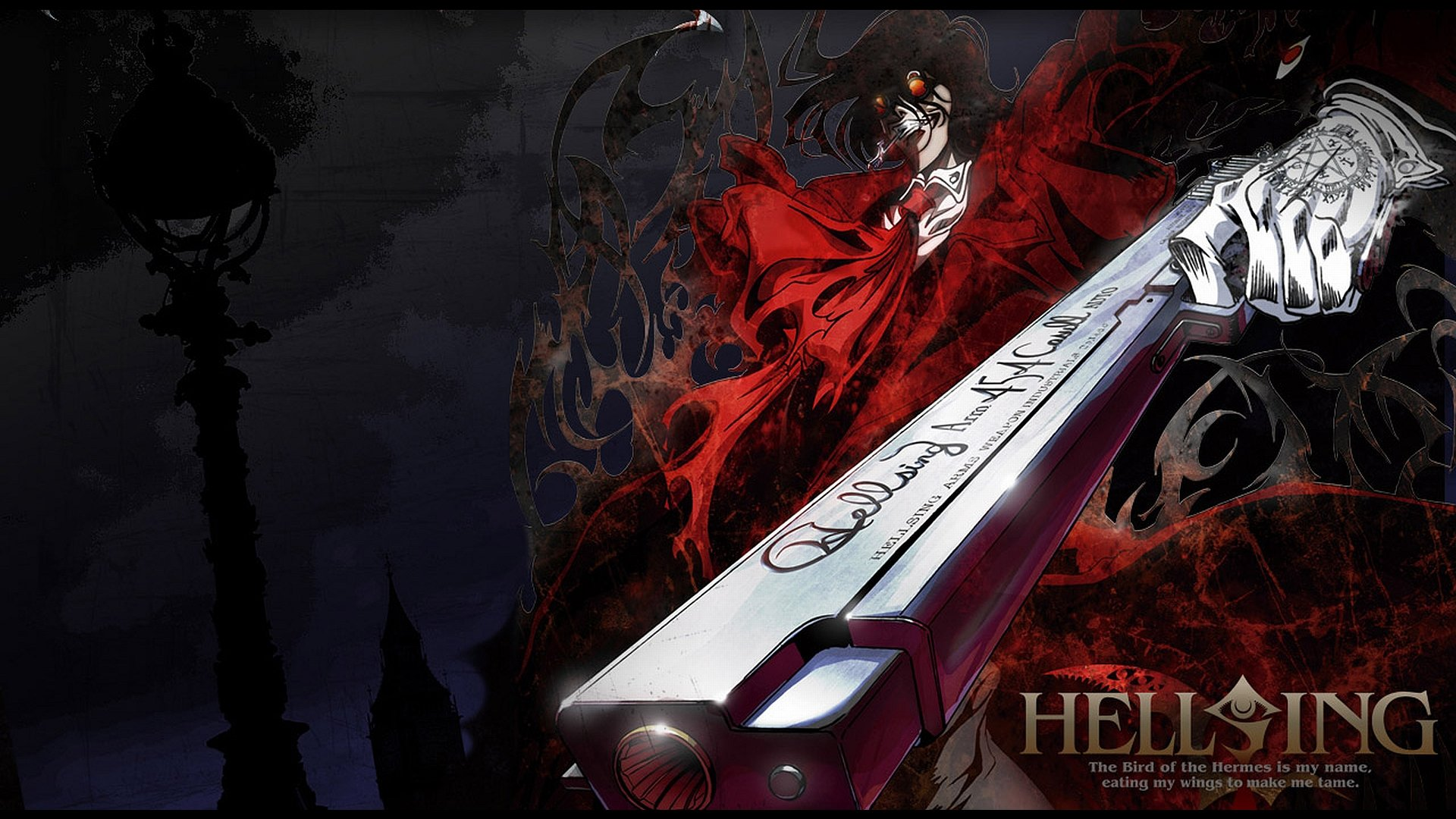 Free download Hellsing background ID:329515 1080p for PC