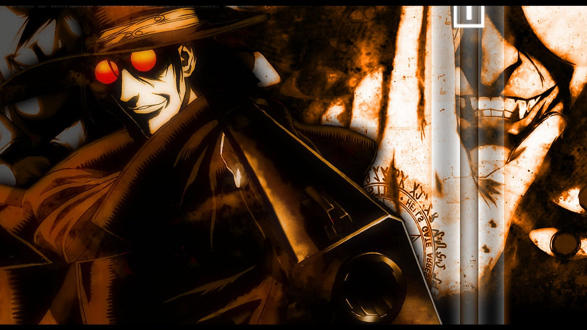 High resolution Hellsing hd 1080p wallpaper ID:329633 for PC
