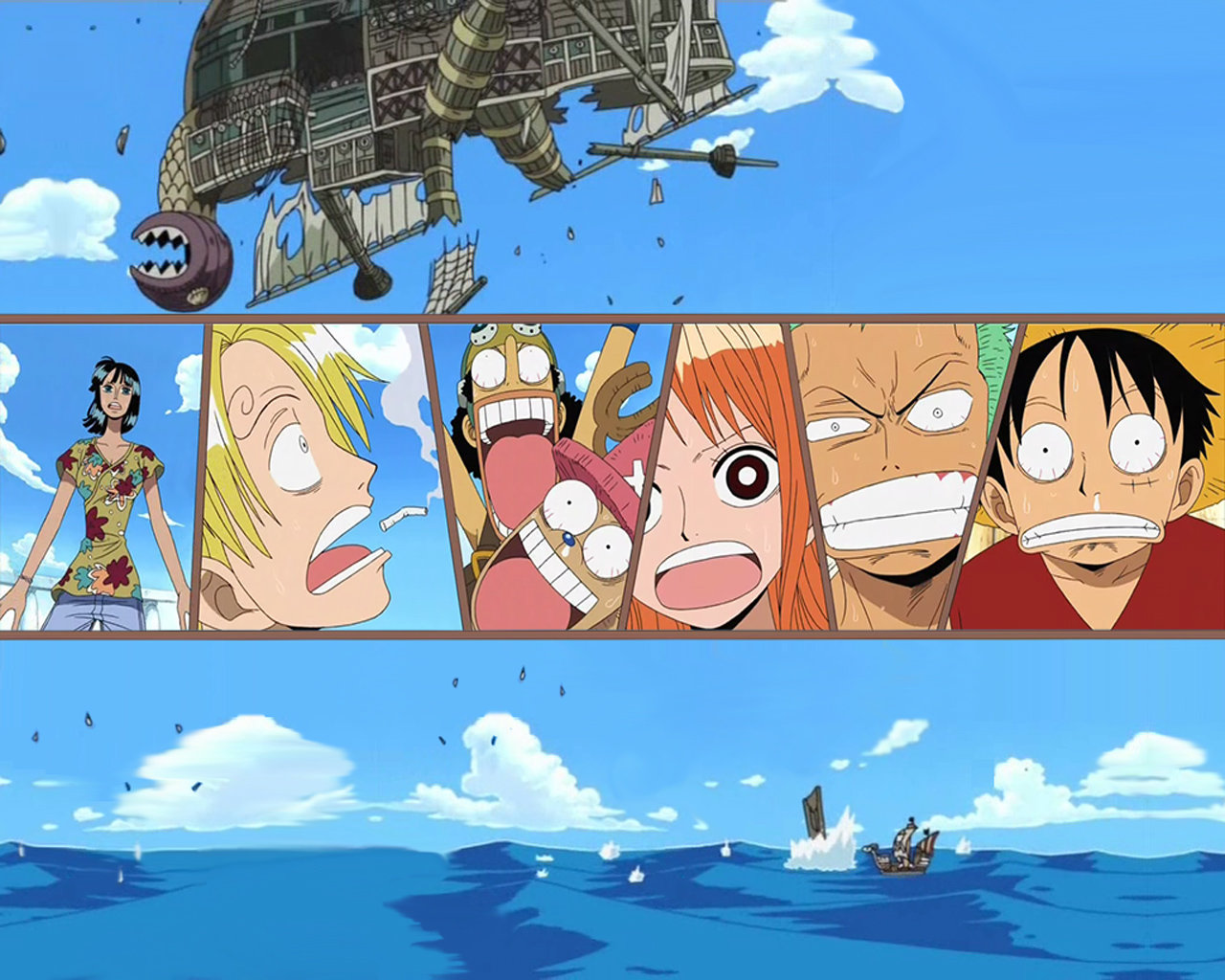 Best One Piece background ID:314430 for High Resolution hd 1280x1024 desktop