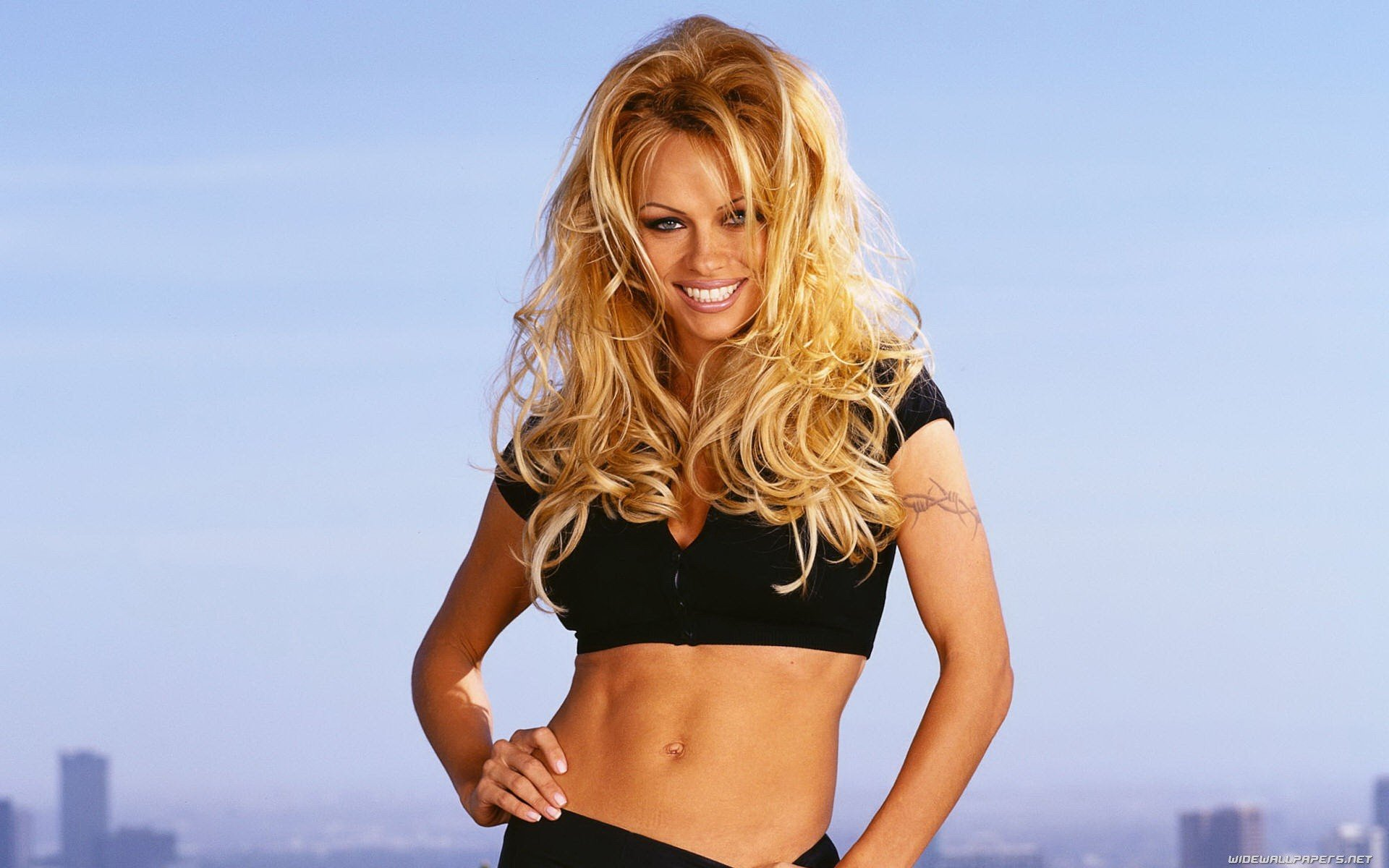 Awesome Pamela Anderson free background ID:189511 for hd 1920x1200 desktop