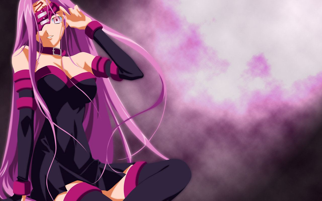 Free download Rider (Fate/stay Night) wallpaper ID:468930 hd 1280x800 for PC