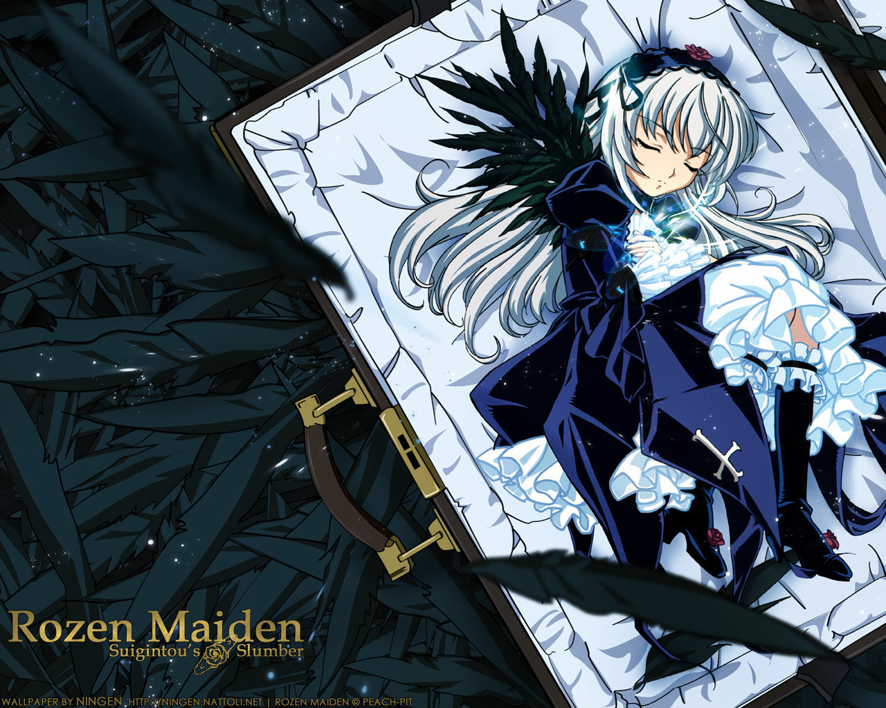 Free Rozen Maiden high quality background ID:357438 for hd 1280x1024 computer
