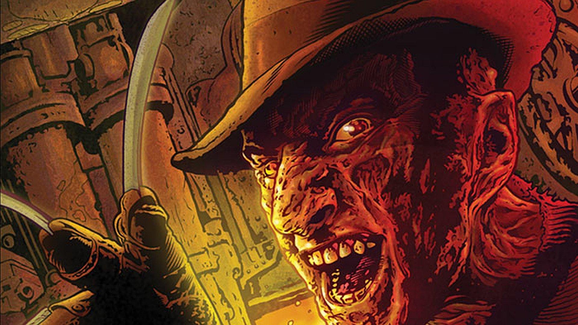 A Nightmare On Elm Street Wallpapers 1920x1080 Full Hd 1080p