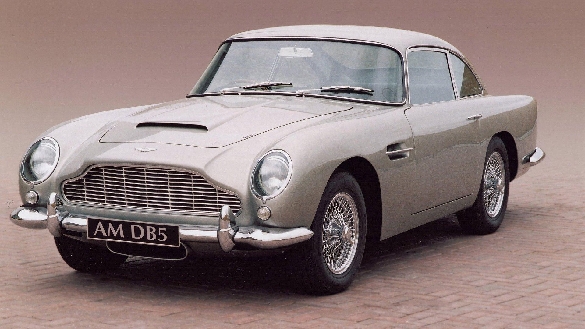 Aston Martin Db5 Wallpapers 1920x1080 Full Hd 1080p
