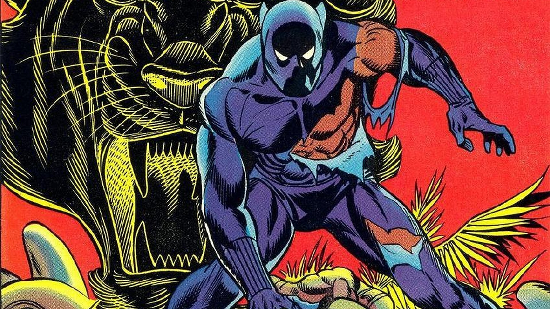 Black Panther Marvel Wallpapers 1920x1080 Full Hd 1080p Desktop Backgrounds