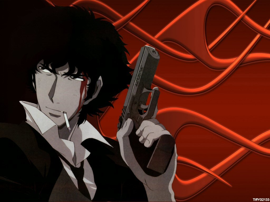 Download hd 1024x768 Cowboy Bebop PC wallpaper ID:54138 for free