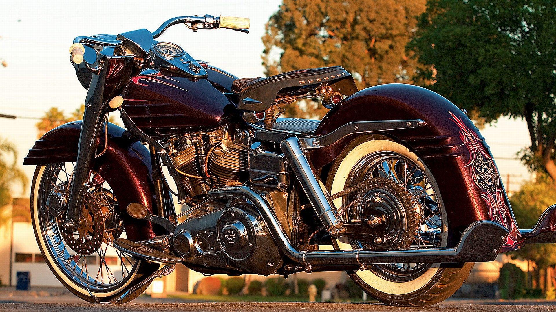 Download Full Hd 1080p Harley Davidson Computer Wallpaper Id