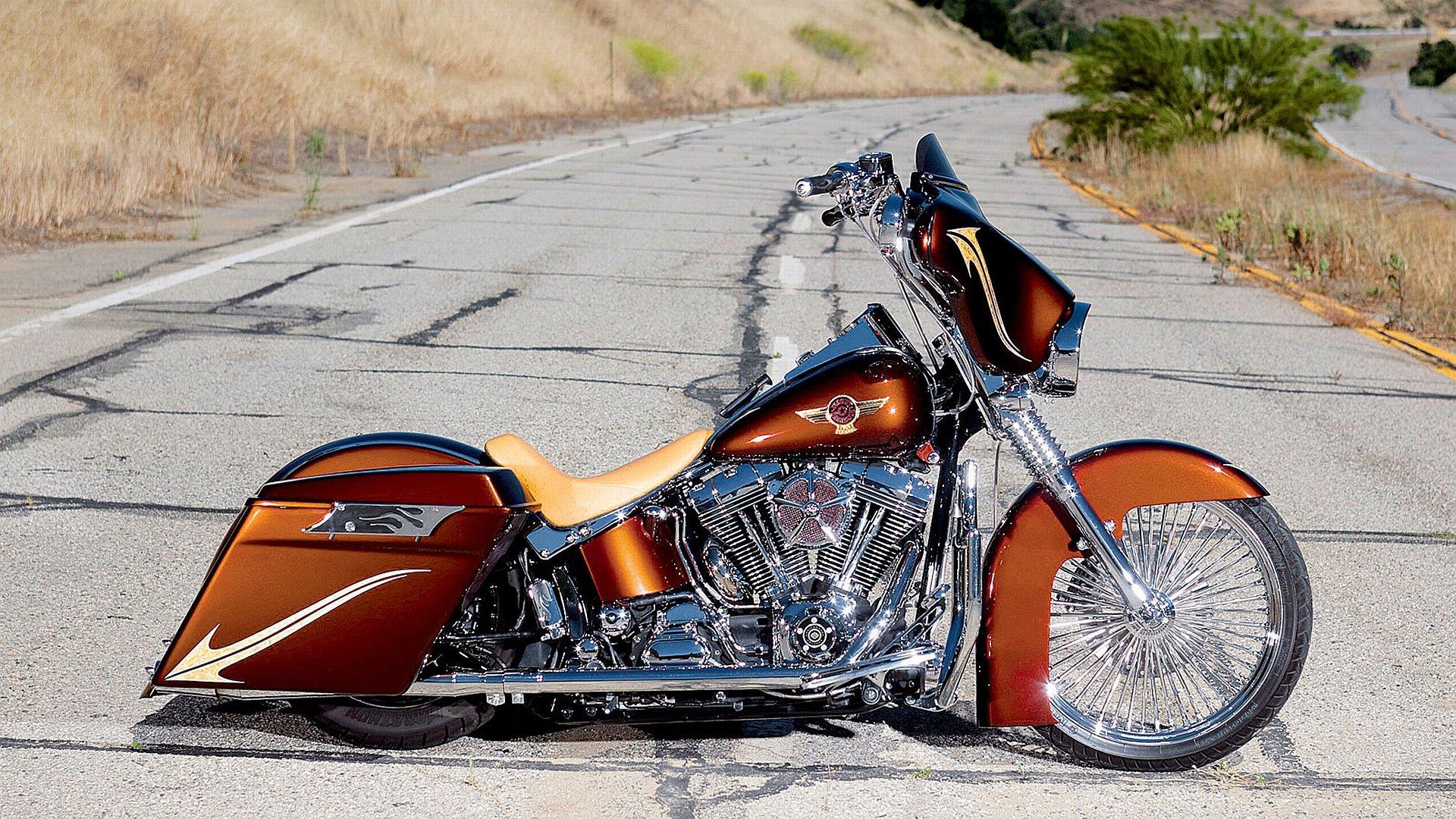 High Resolution Harley Davidson Hd 1920x1080 Wallpaper ID:478233 For Desktop