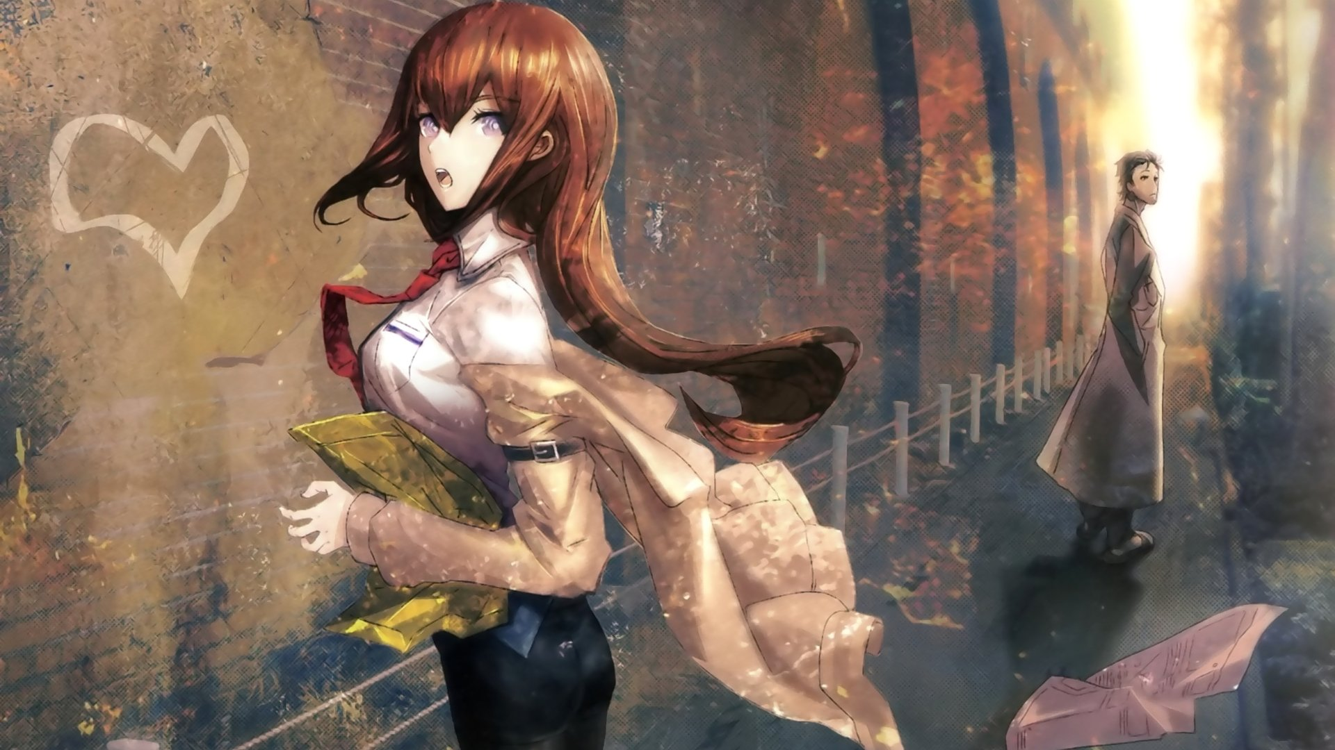 Awesome Kurisu Makise free wallpaper ID:315798 for full hd 1080p computer