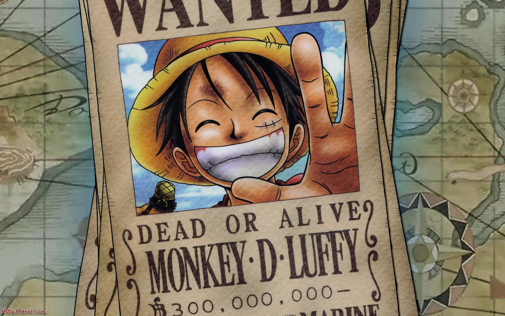 Free download One Piece wallpaper ID:313927 hd 1680x1050 for computer