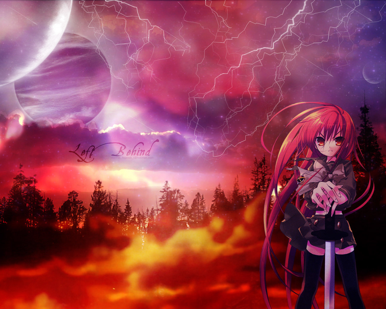 High resolution Shakugan No Shana hd 1280x1024 background ID:284685 for computer