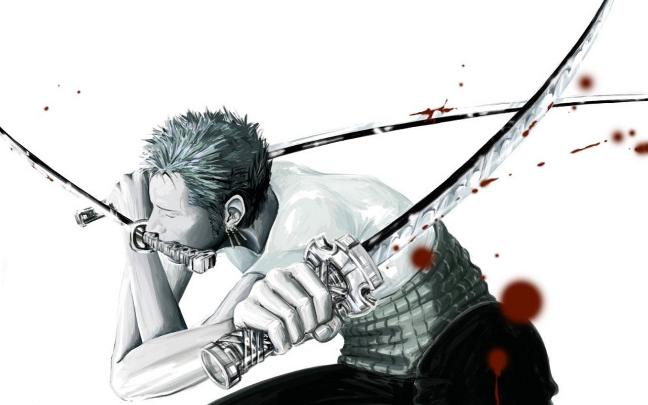 Best Zoro Roronoa wallpaper ID:314037 for High Resolution hd 1280x800 PC