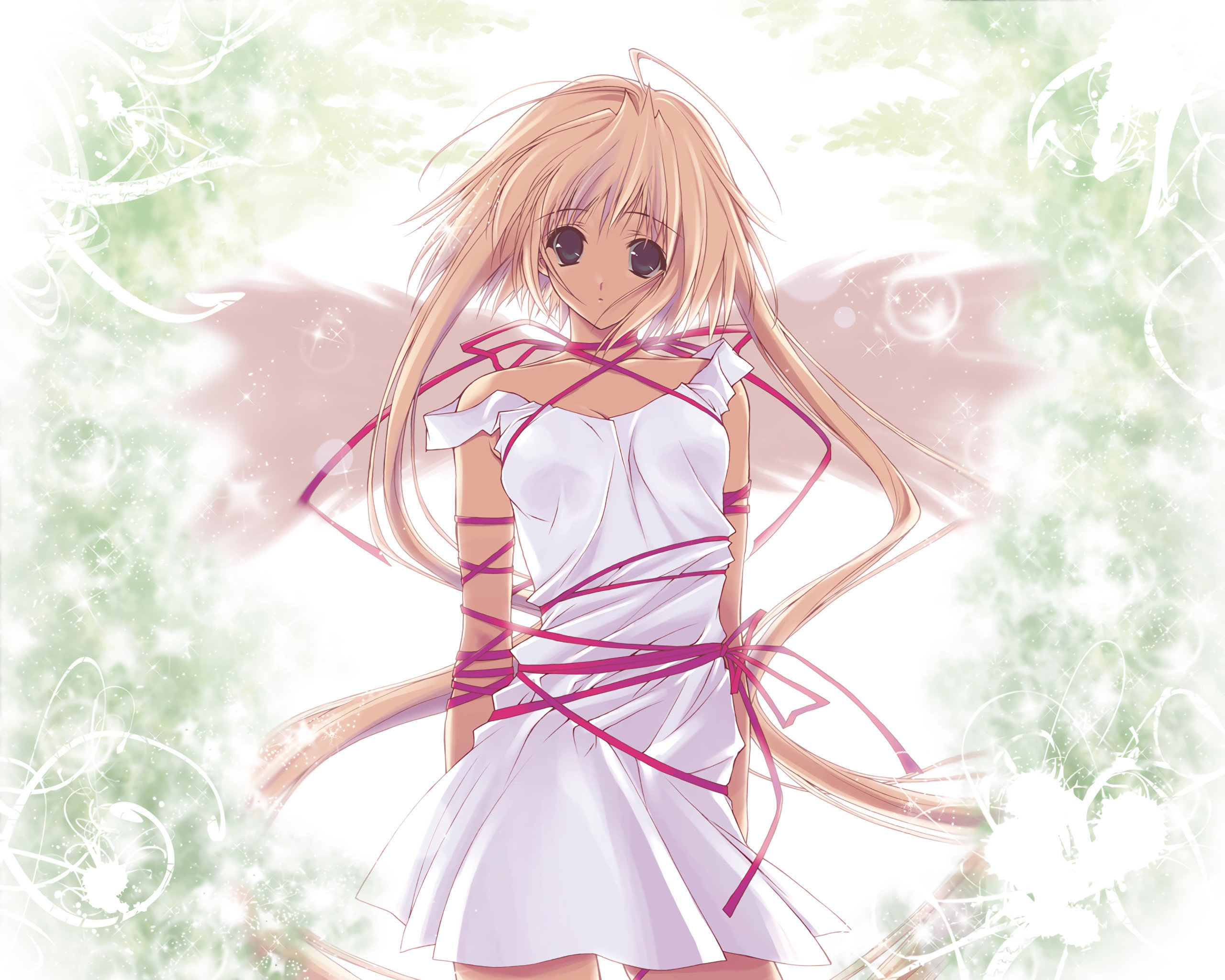 Free download Angel Anime background ID:61888 hd 2560x2048 for desktop