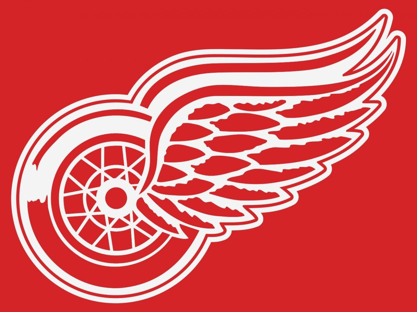 Free Download Detroit Red Wings Wallpaper ID54637 Hd 1400x1050 For Computer