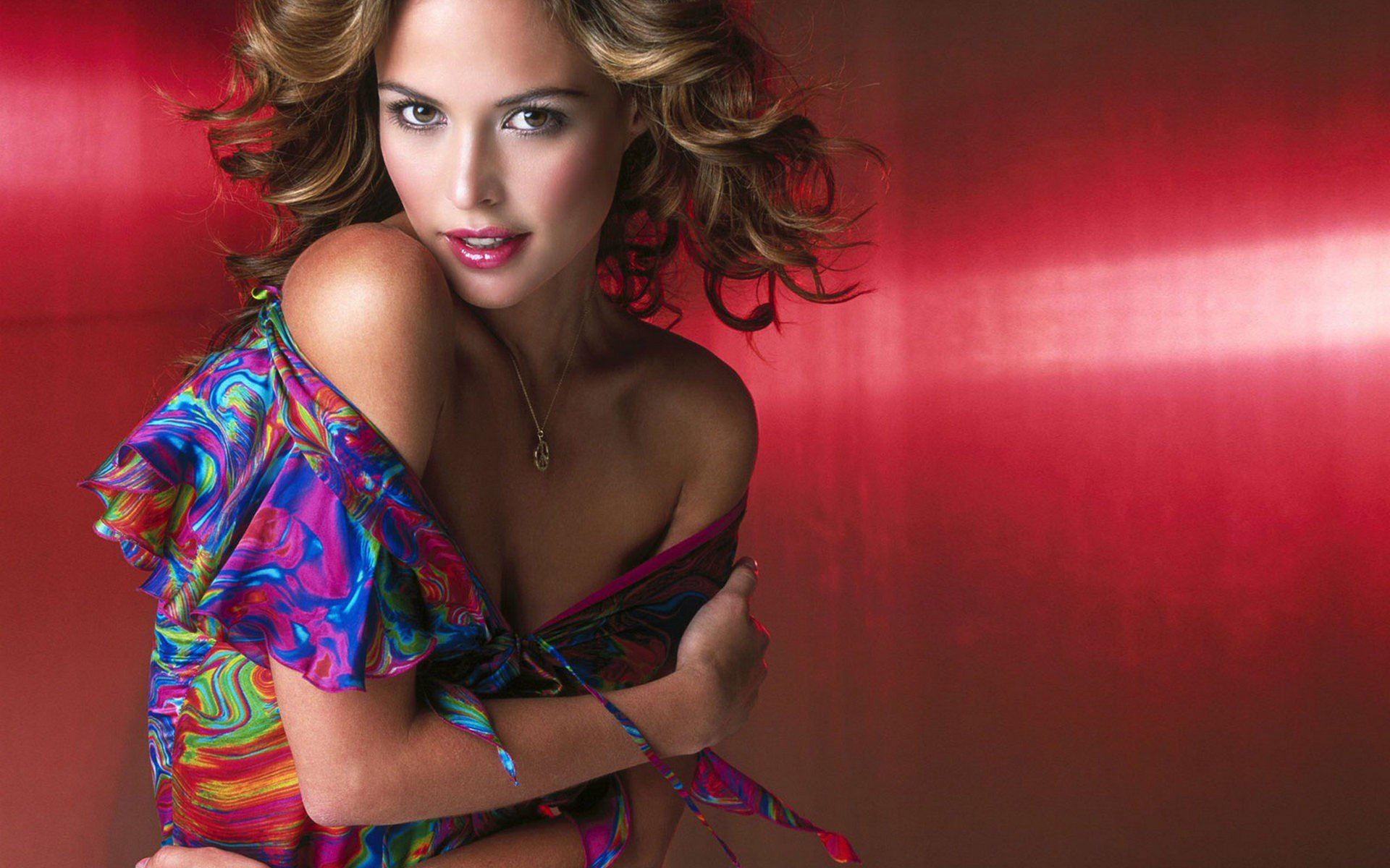 Download hd 1920x1200 Josie Maran computer wallpaper ID:421683 for free