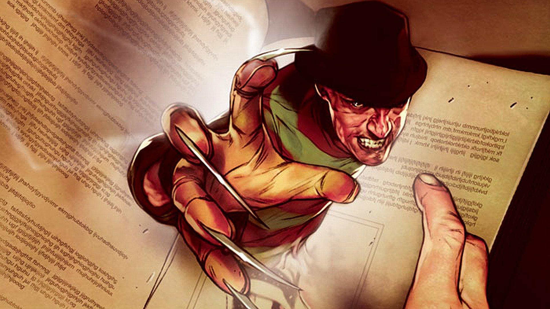 High Resolution A Nightmare On Elm Street Full Hd 1920x1080 Wallpaper ID465757 For Desktop