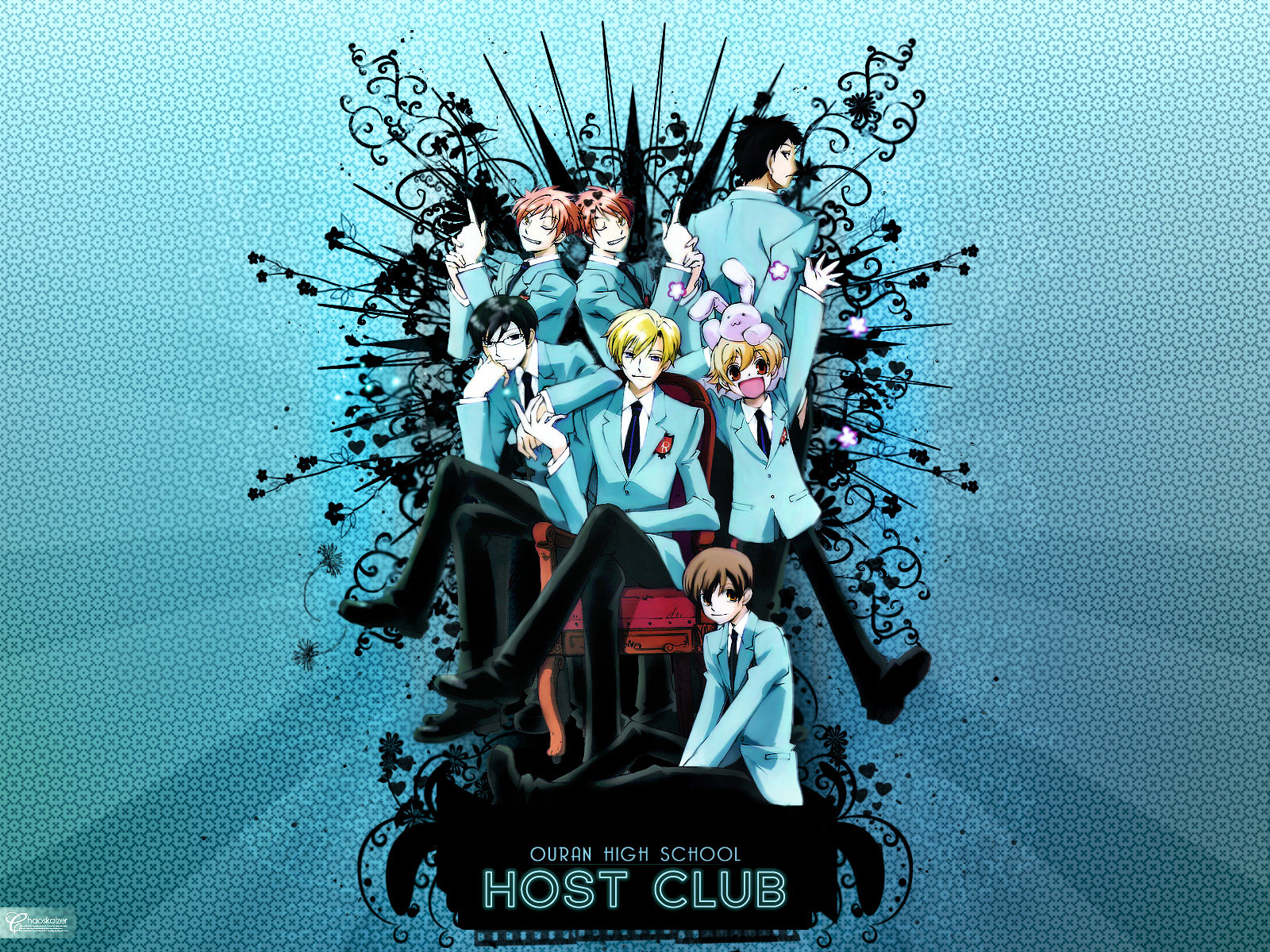 Free download Ouran Highschool Host Club background ID:162930 hd 1600x1200 for computer