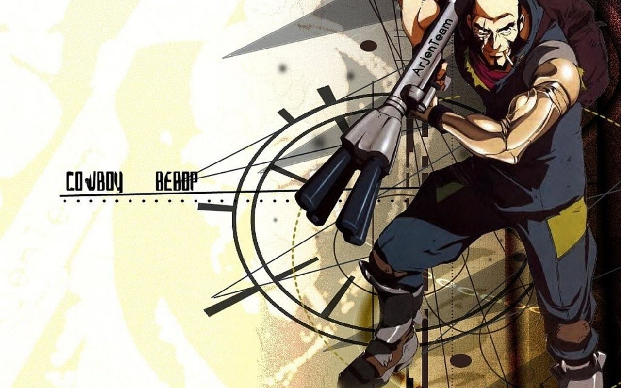 Awesome Cowboy Bebop free background ID:54376 for hd 1280x800 computer