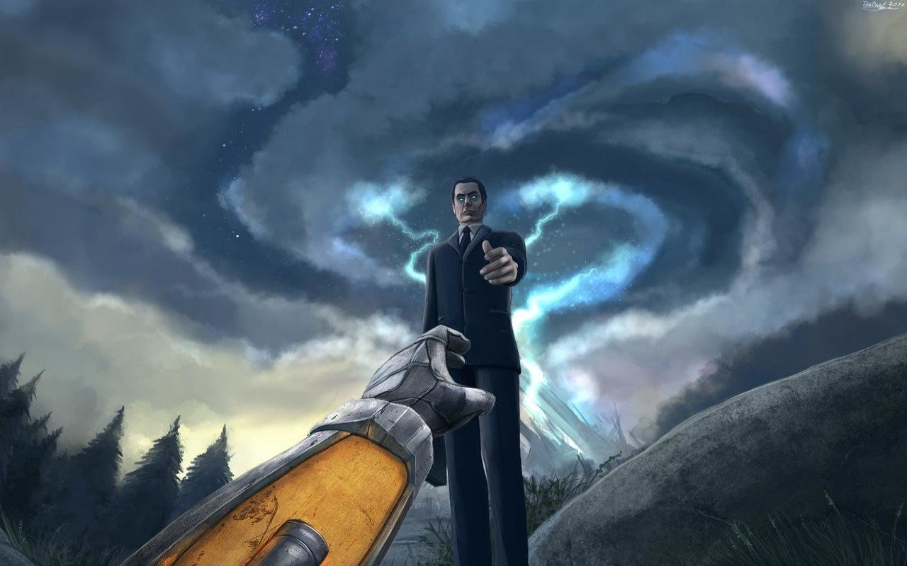 Free download Half-life wallpaper ID:246104 hd 1280x800 for computer