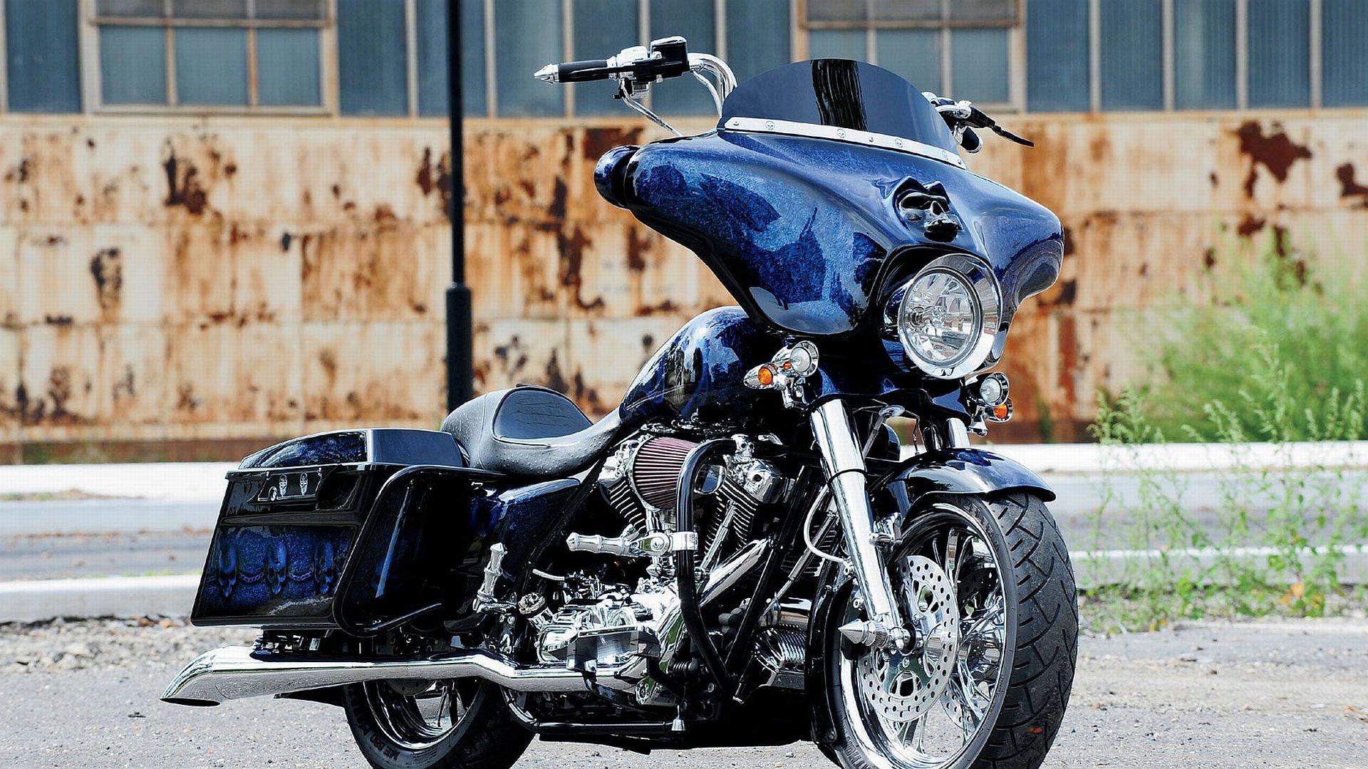 High Resolution Harley Davidson Hd 1080p Background ID:478295 For Desktop