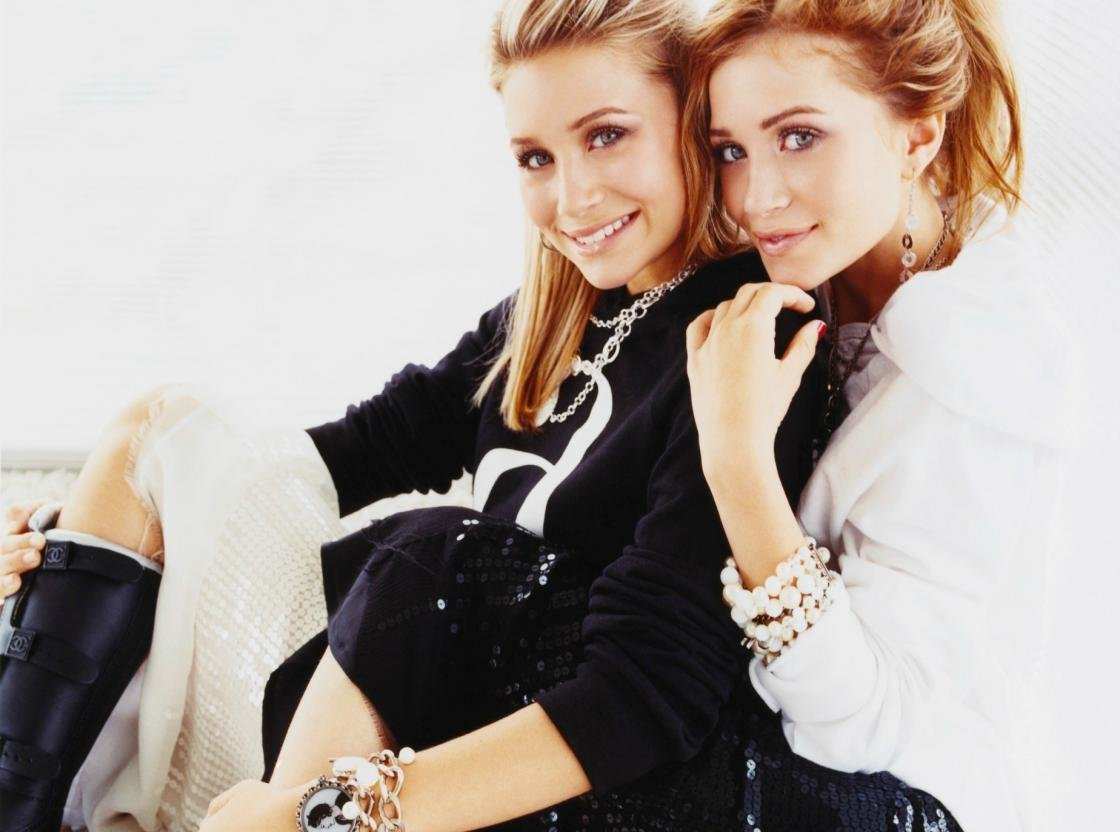 Free Olsen Twins high quality wallpaper ID:378745 for hd 1120x832 computer