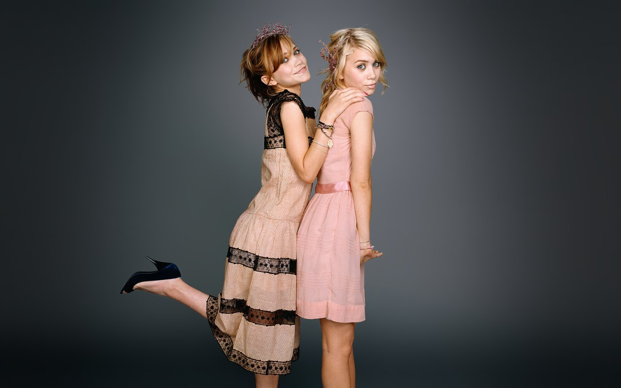 Free download Olsen Twins wallpaper ID:378720 hd 1280x800 for desktop