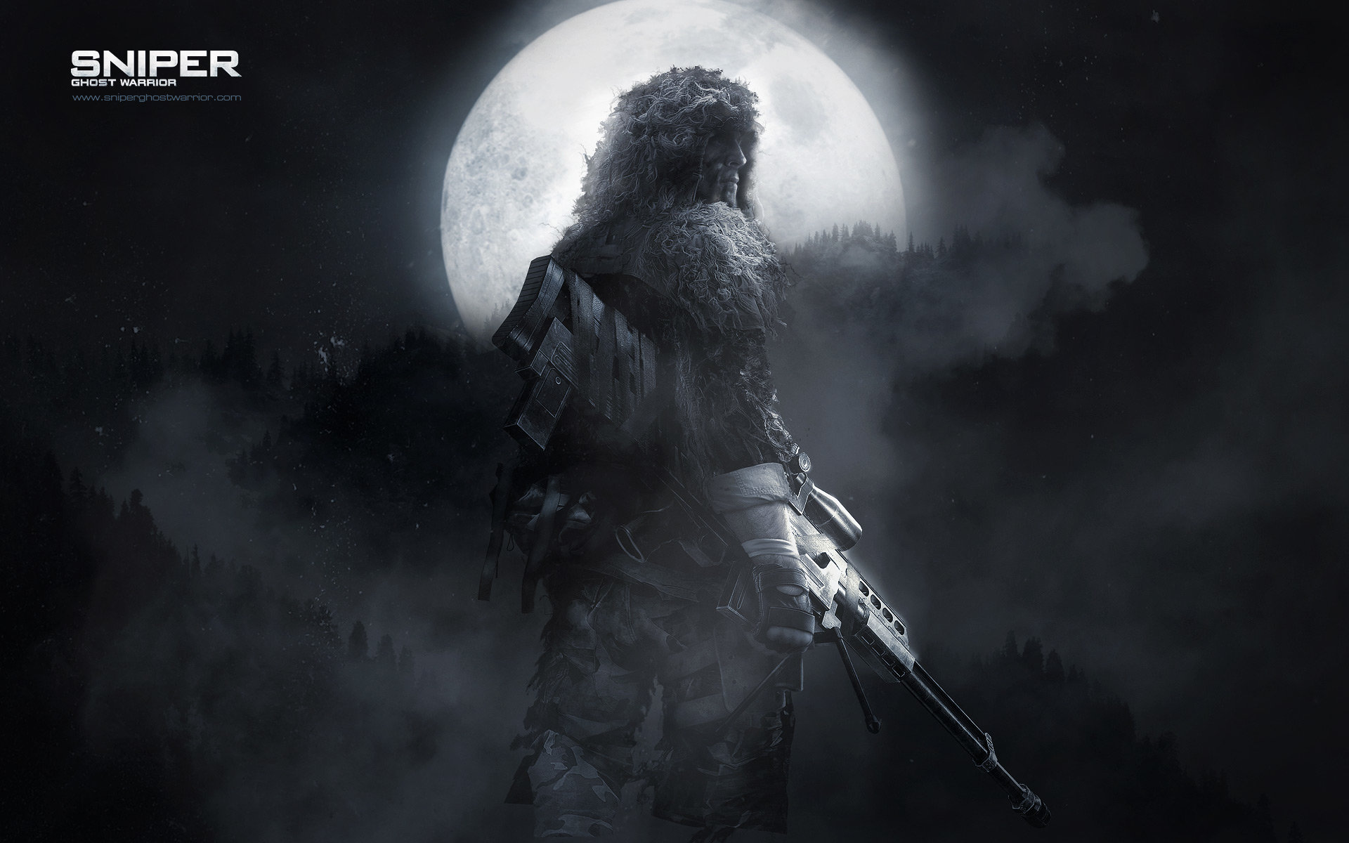 sniper: ghost warrior wallpapers hd for desktop backgrounds