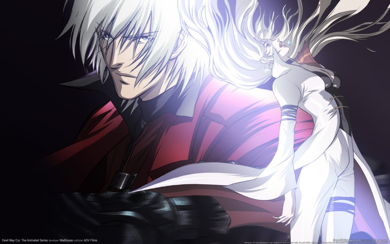 High resolution Devil May Cry Anime hd 1280x800 background ID:315069 for PC