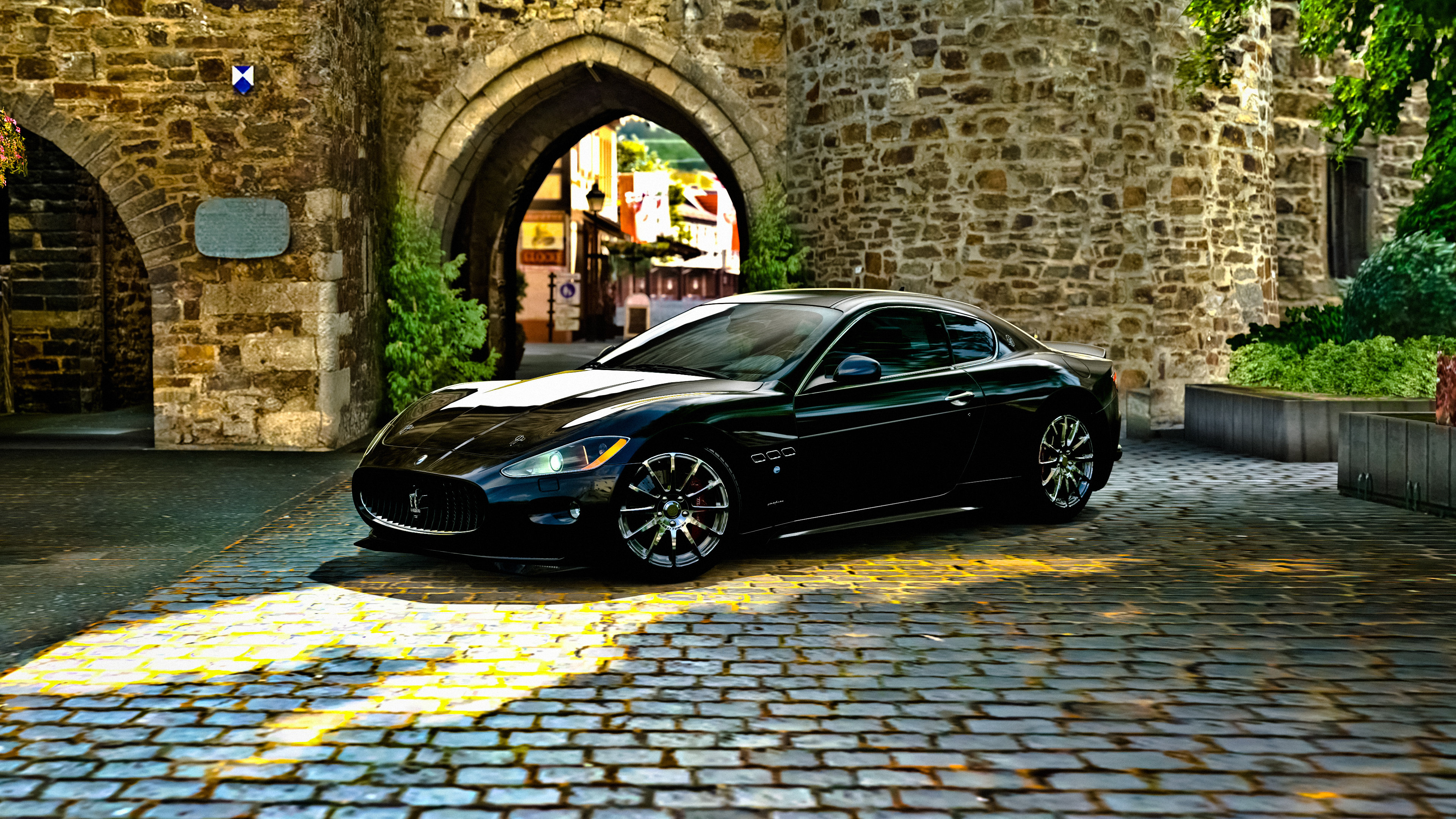 Download 4k Maserati PC wallpaper ID:399073 for free