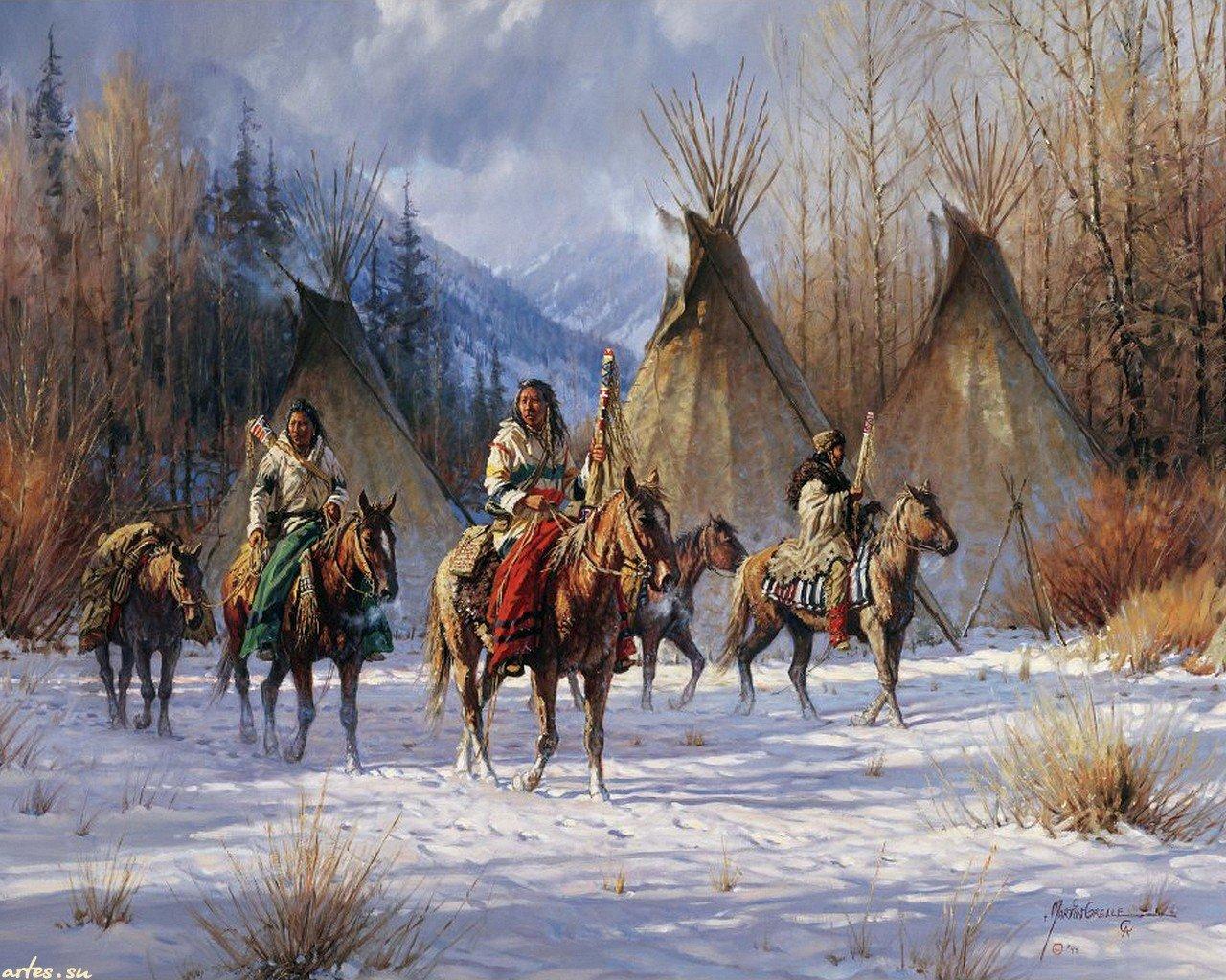 Native American Wallpapers 1280x1024 Desktop Backgrounds