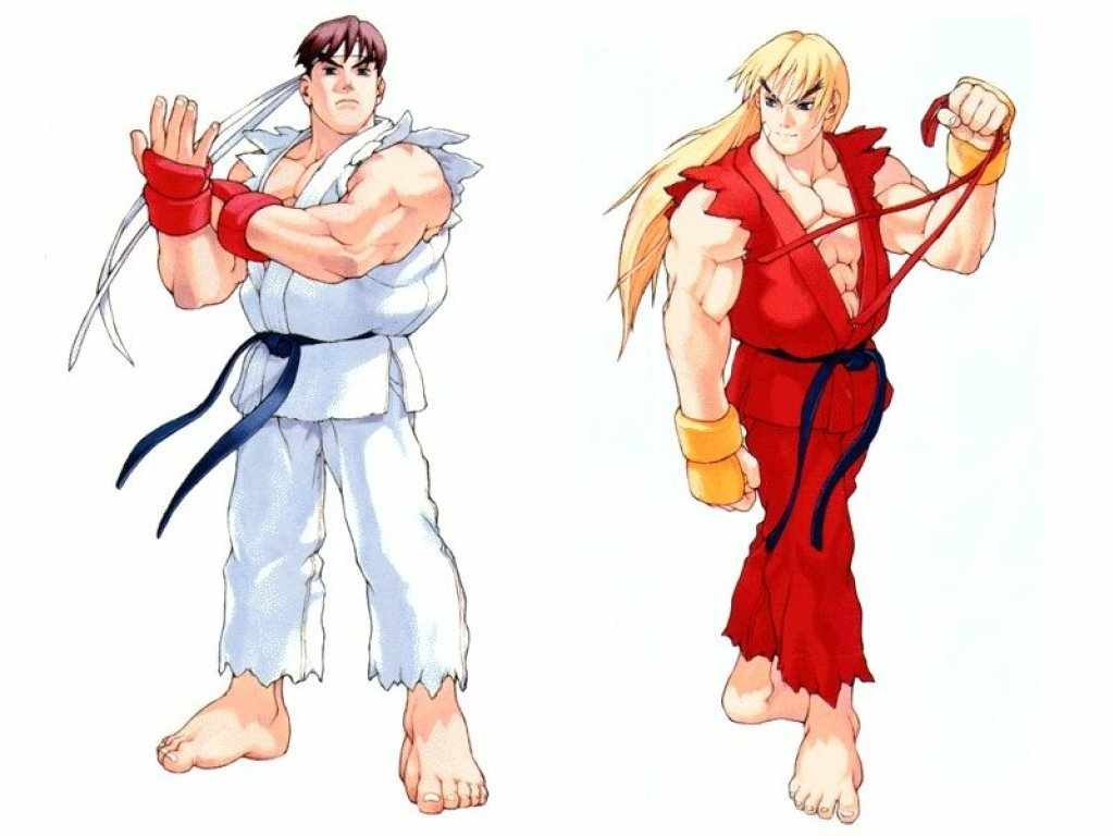 Download hd 1024x768 Street Fighter computer wallpaper ID:466437 for free
