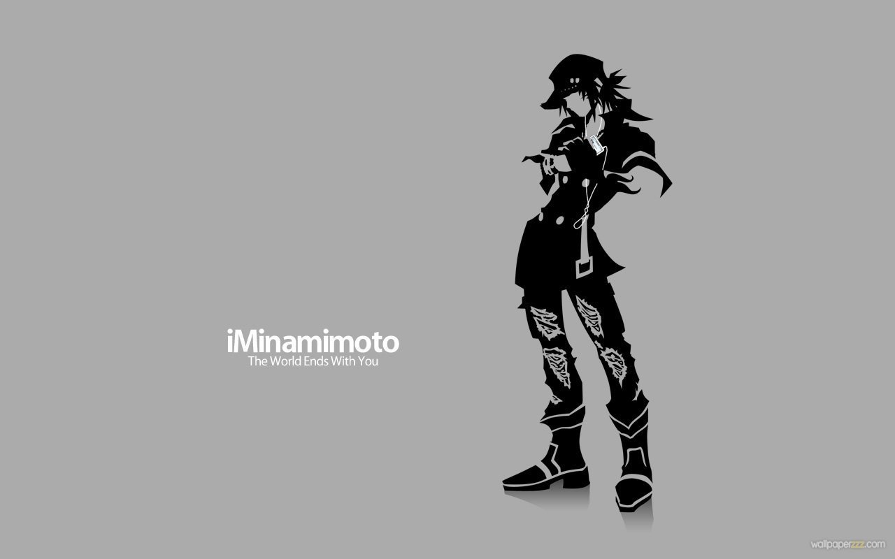The World Ends With You Wallpapers Hd For Desktop Backgrounds