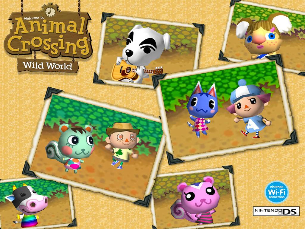 Animal Crossing Wallpapers Hd For Desktop Backgrounds