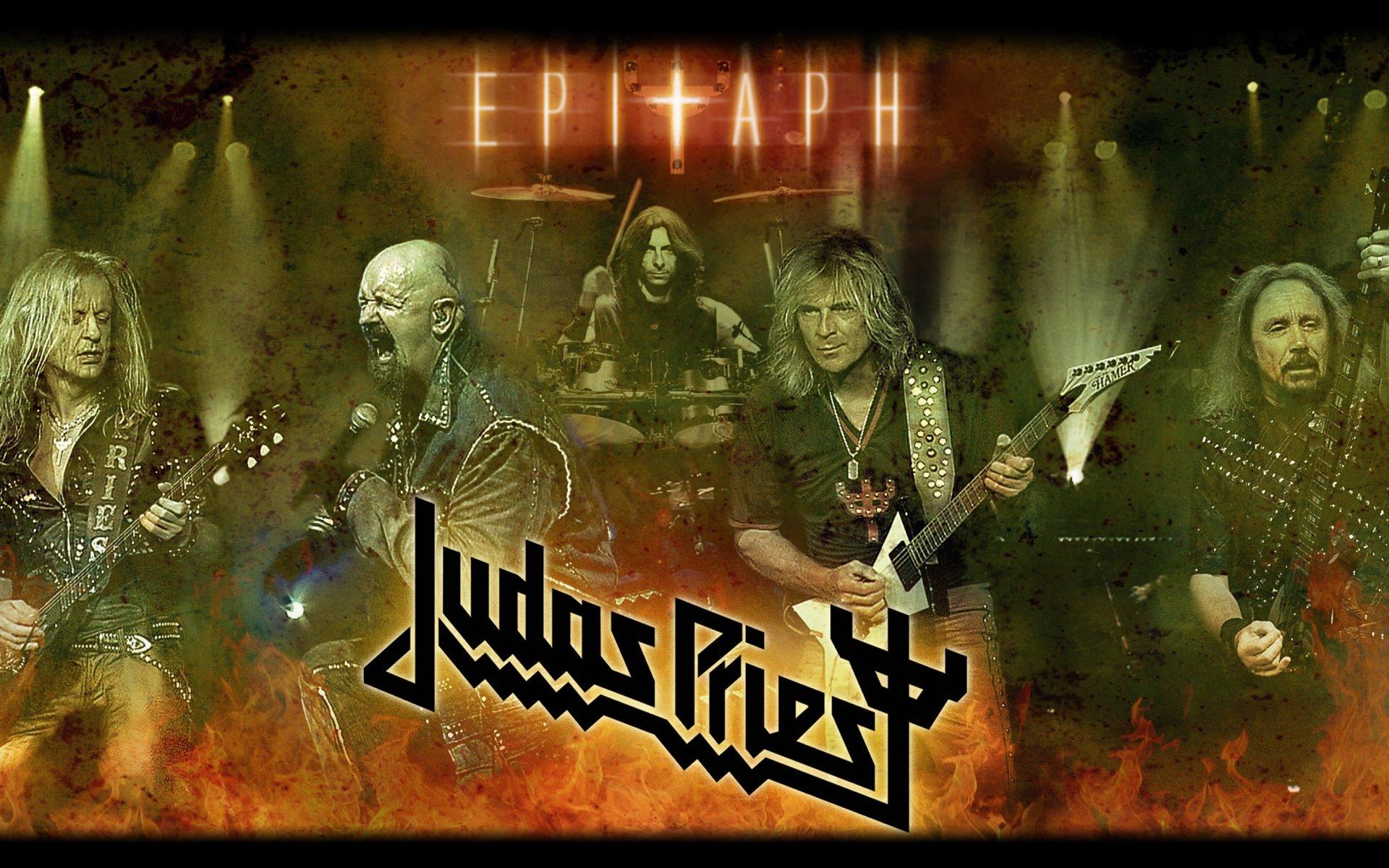 High Resolution Judas Priest Hd 1920x1200 Wallpaper Id