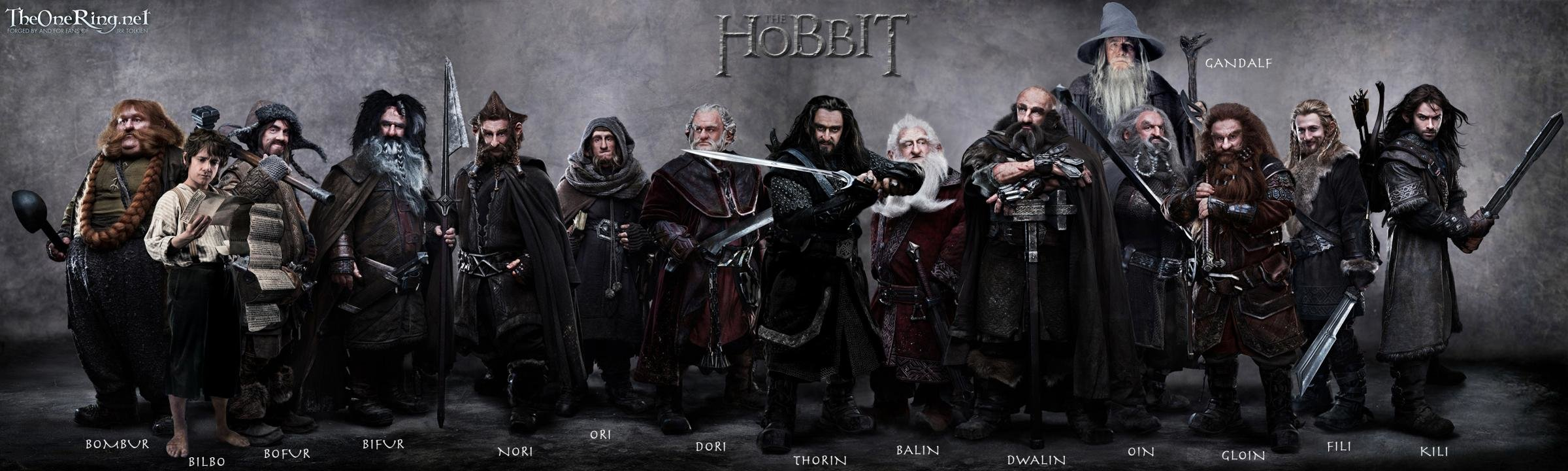 Best The Lord Of The Rings (LOTR) background ID:345585 for High Resolution dual screen 2400x720 computer