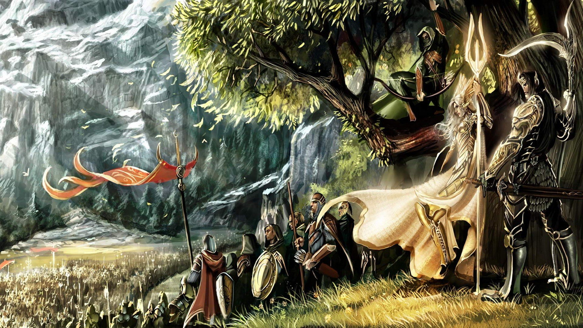 The Lord Of The Rings (LOTR) wallpapers 1920x1080 Full HD ...