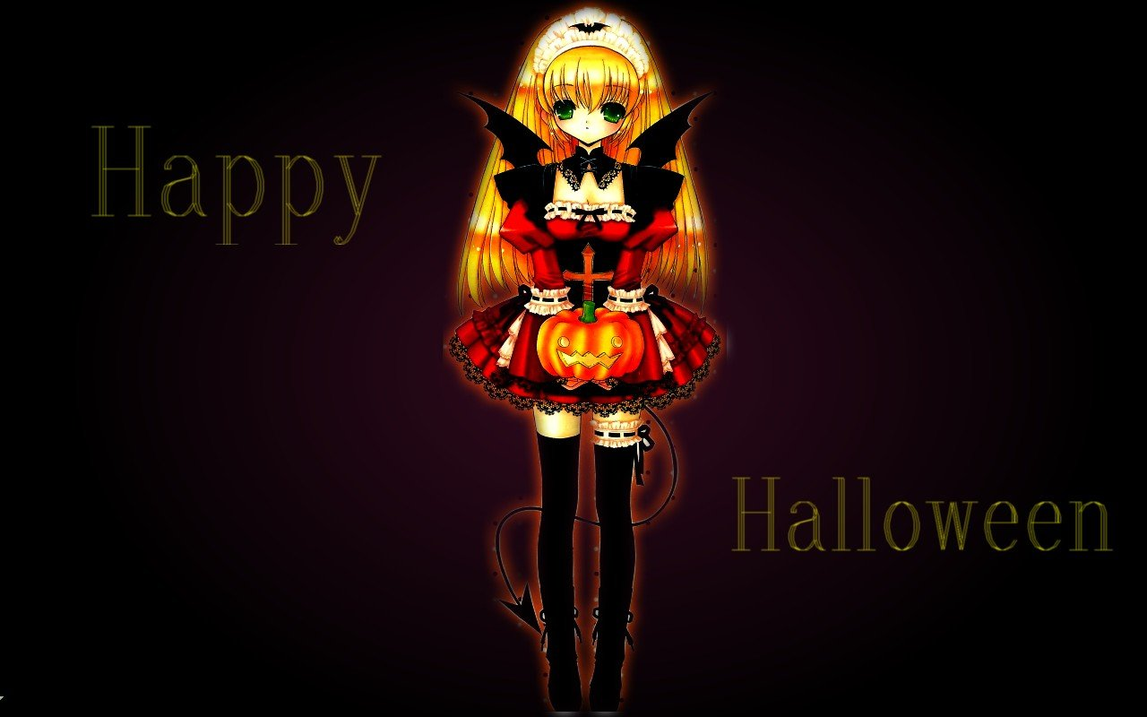 Best Halloween wallpaper ID:401876 for High Resolution hd 1280x800 PC