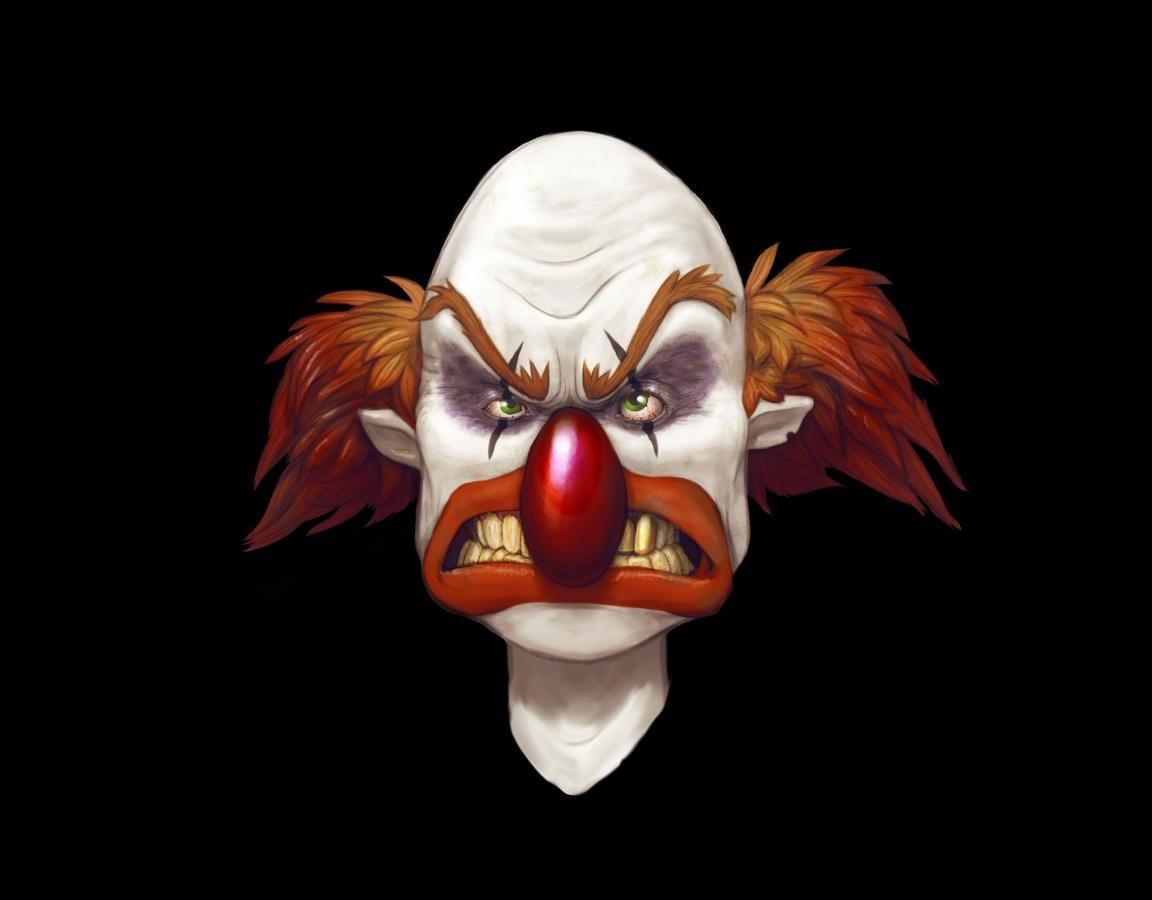 Free Download Scary Clown Wallpaper ID126526 Hd 1152x900 For Computer