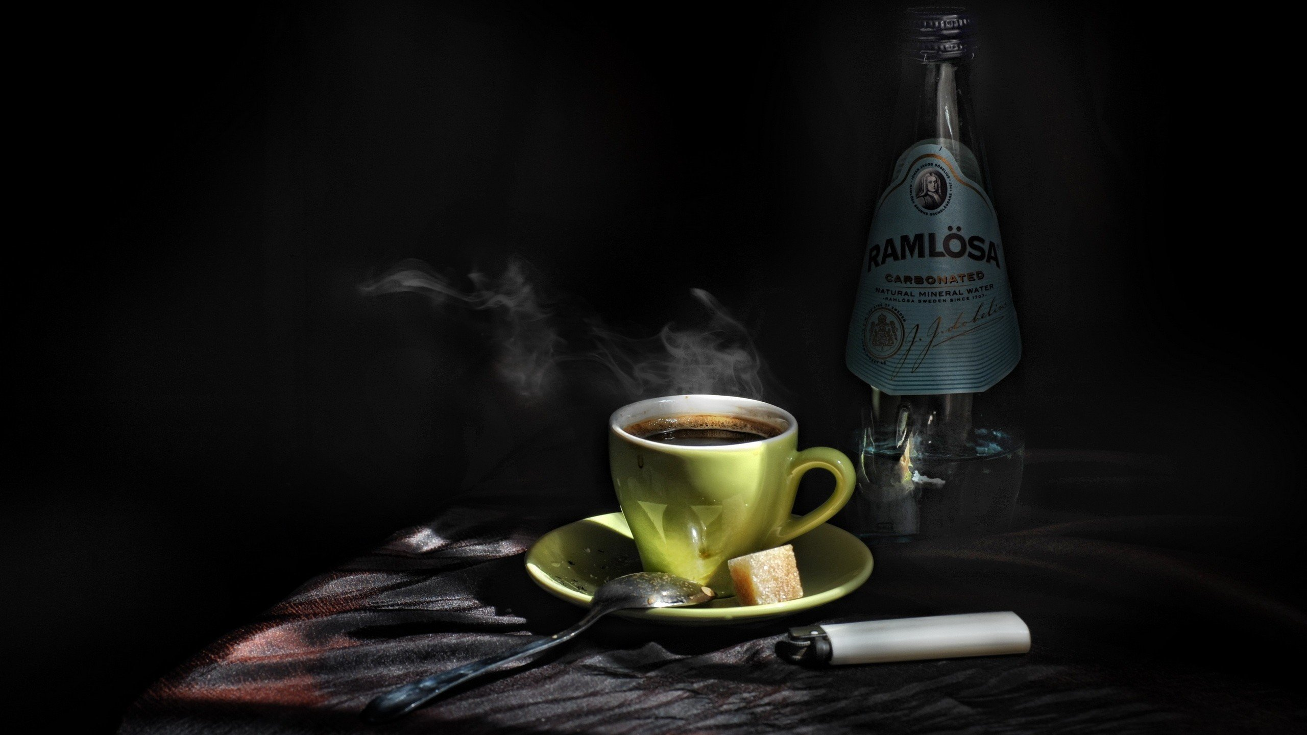 High resolution Coffee hd 2560x1440 wallpaper ID:33498 for PC