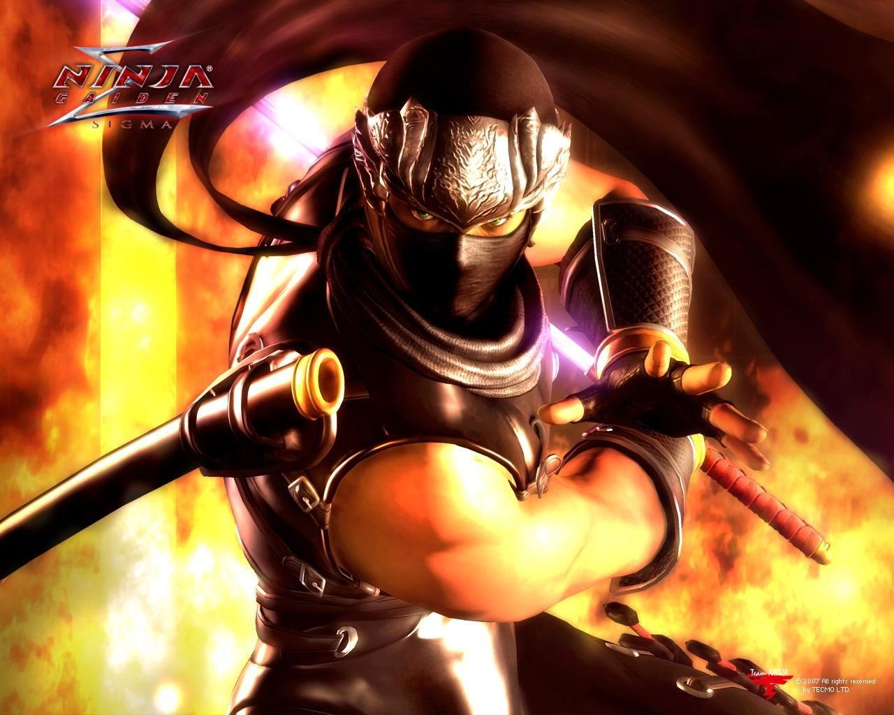 Best Ninja Gaiden Wallpaper ID47367 For High Resolution Hd 1280x1024 Desktop