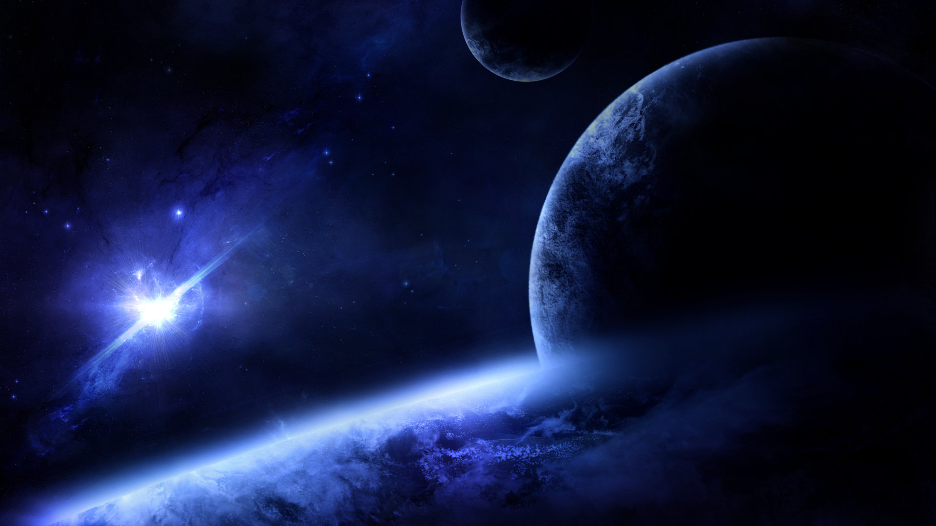 High resolution Planets full hd 1920x1080 wallpaper ID:153976 for desktop