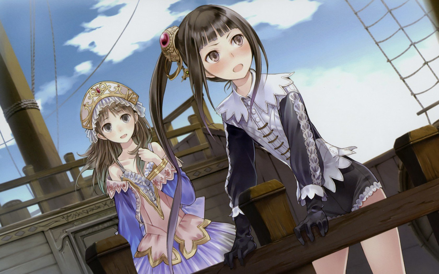 Best Atelier Totori background ID:132354 for High Resolution hd 1680x1050 desktop