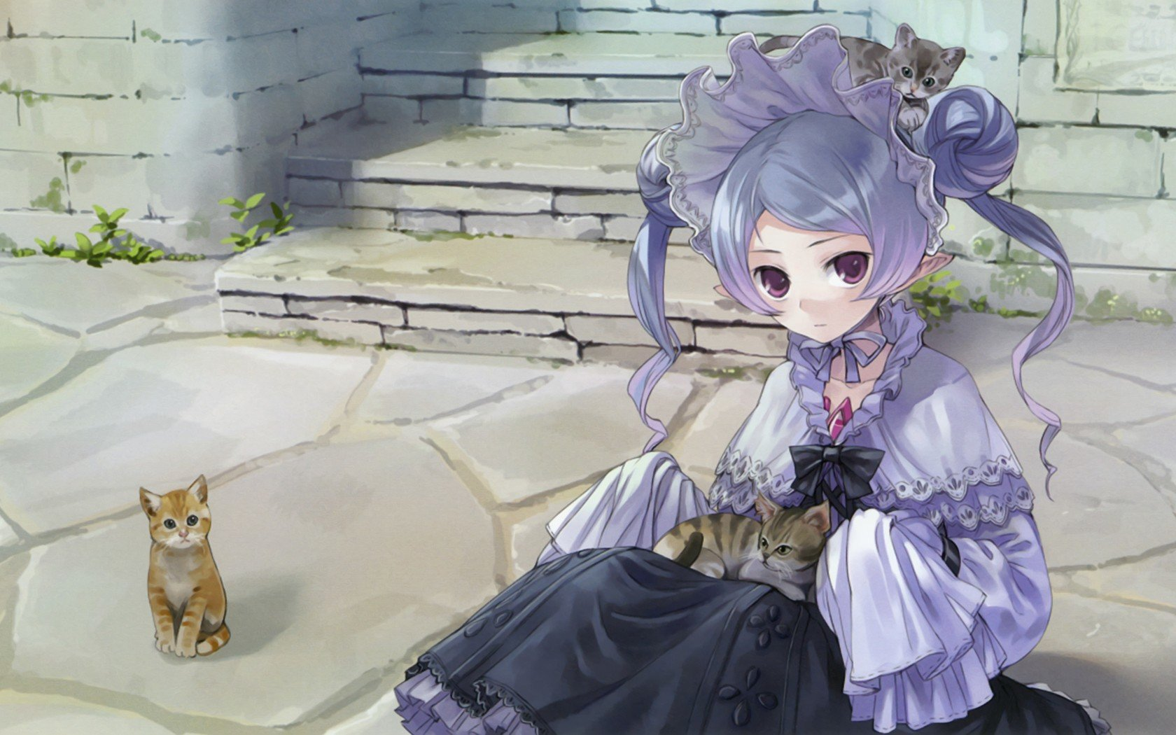High resolution Atelier Totori hd 1680x1050 background ID:132359 for desktop