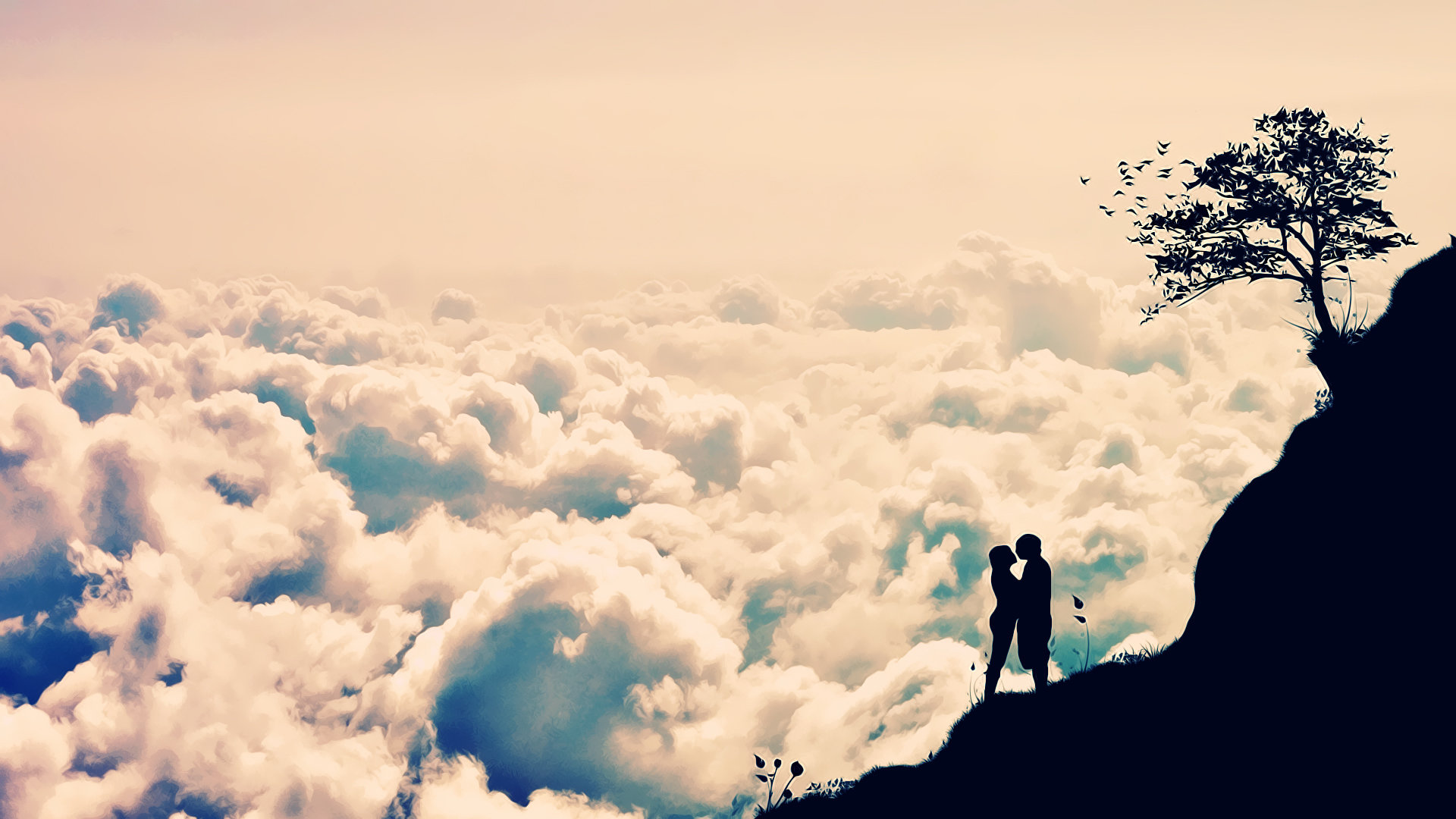 High Resolution Love Full Hd 1080p Background Id 306837 For Pc