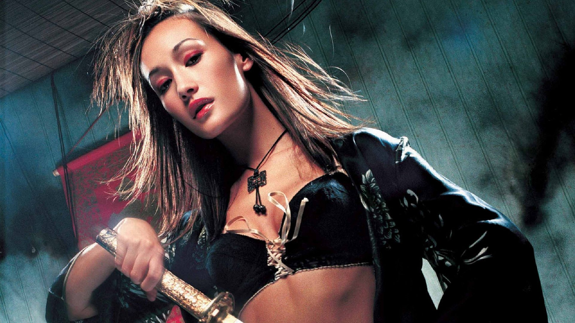Free Maggie Q high quality background ID:276145 for full hd desktop
