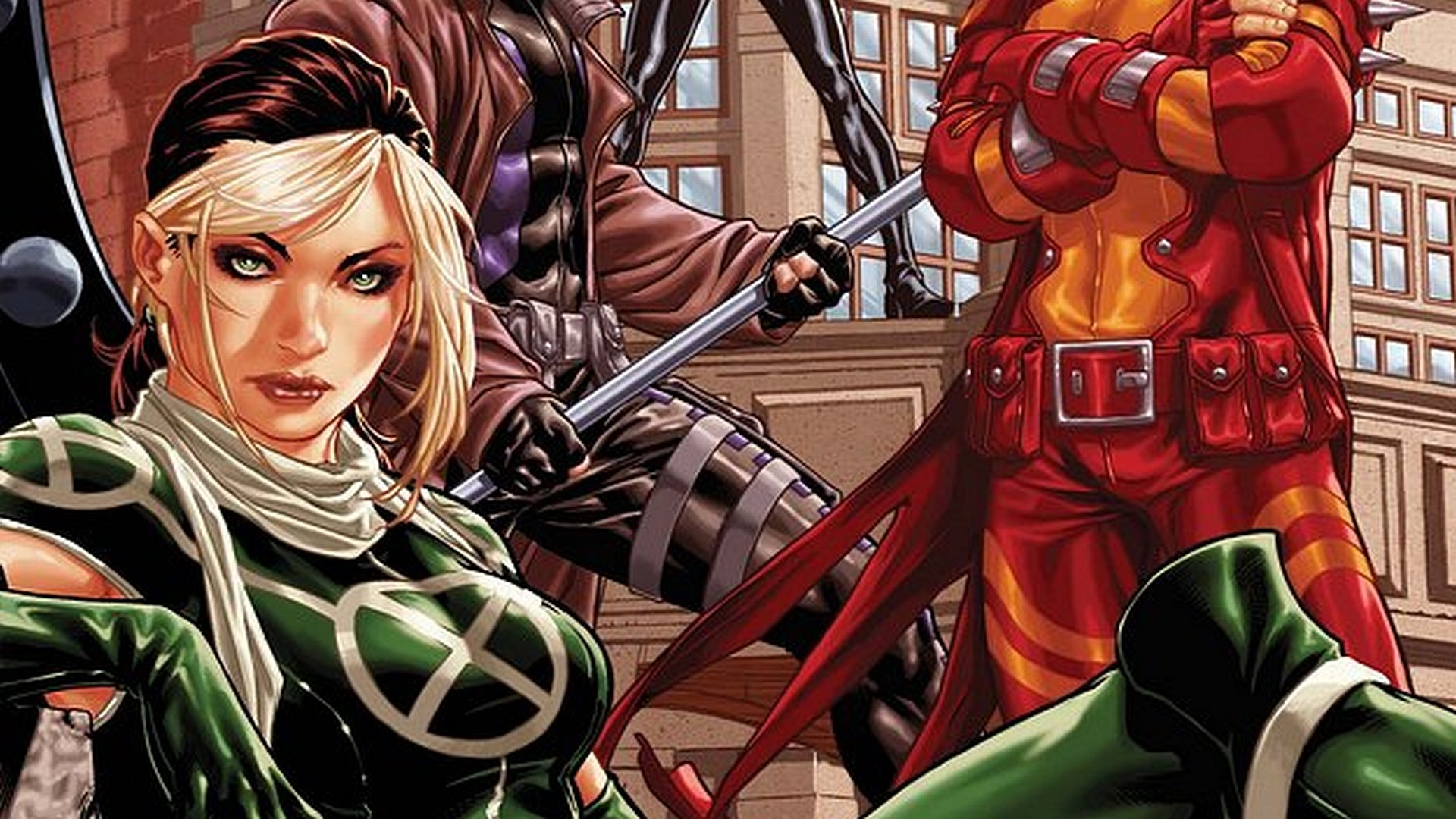 Best Rogue (X-men) wallpaper ID:326665 for High Resolution full hd 1920x1080 PC