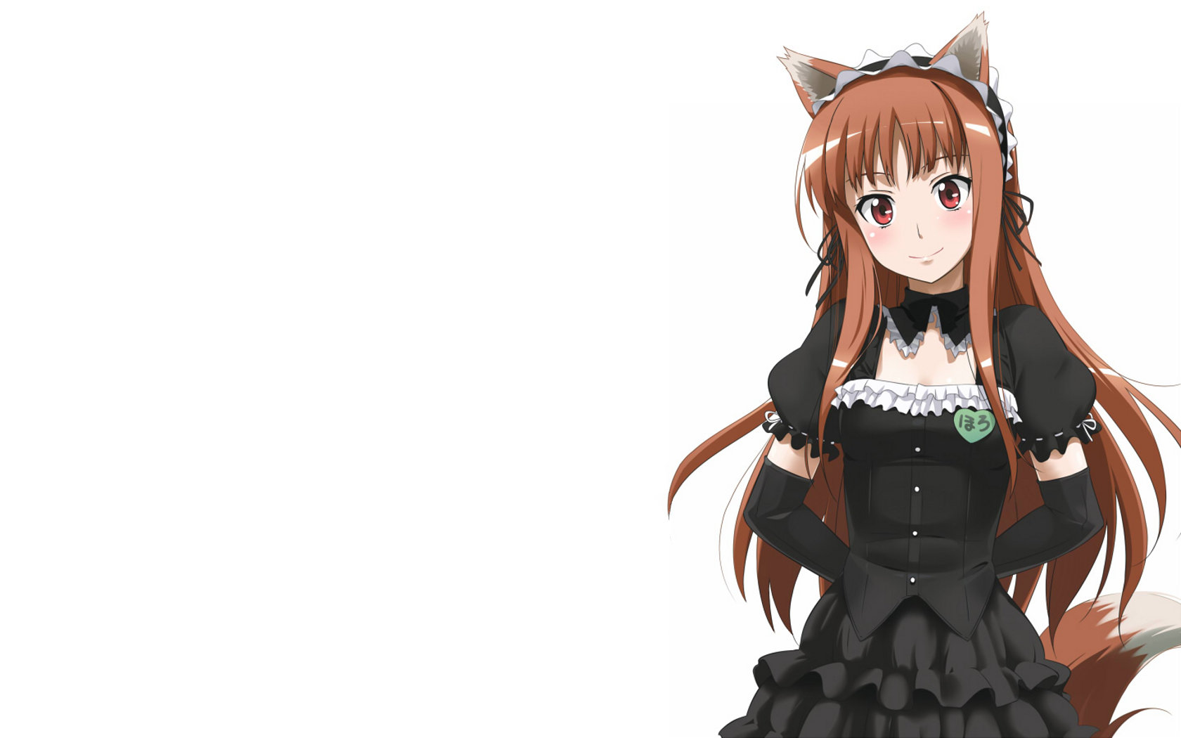 Best Spice And Wolf background ID:399699 for High Resolution hd 1680x1050 PC